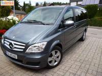 Mercedes-Benz Viano 2.2 CDI DPF lang Automatik Tre