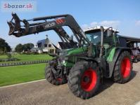 F/endt 7a1a1 vario Traktor