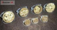 FJI zlaté mince kopie nejlepší dárek RU