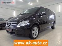 Mercedes-Benz Viano 2.2 CDI LONG COMFORT KŮŽE 20