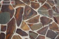 Andezit dúhový - prírodný kameň na obklad / d 231233