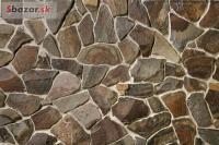 Andezit dúhový - prírodný kameň na obklad / d 231234