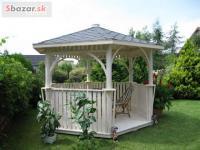 Záhradné altány - montáž zadarmo po celej SR
