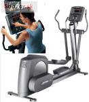 Eliptický trenažer Life Fitness 95 Xe LCD - Silv