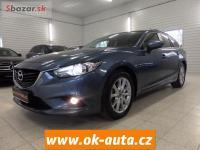 Mazda 6 2.2 D SKYACTIV NAVI BI-XENONY-DPH