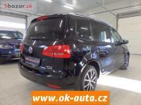 Volkswagen Touran 2.0 TDI COMFORT DSG NAVI-DPH 201