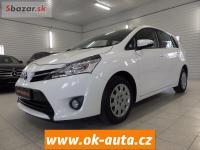 Toyota Verso 1.6 D-4D NAVI KAMERA 11/2014-DPH