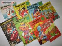 Časopis Čtyřlístek, komiks Kája Saudek 233801