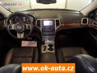 Jeep Grand Cherokee 3.0 CRDI LIMITED 2012 ZÁRUKA