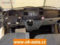 Ford Transit 2.2 TDCI KLIMA 9 MÍST 38 800 KM 2013 234558