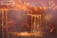 Obraz Romantická mlhovina