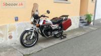 Honda CB 450N - original - + boční kufry + plexi 236080