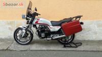 Honda CB 450N - original - + boční kufry + plexi 236081
