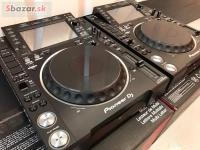 2x Pioneer CDJ-2000NXS2 +  1x DJM-900NXS2  = €29