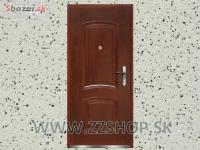 Vchodové dvere plastové aj oceľové - lacno