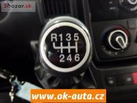 Peugeot Boxer 2.2 HDI DOUBLE CABINA 95 000 KM 2014 238359