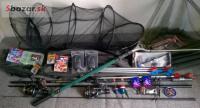 Kompletné rybárské vybavenie
