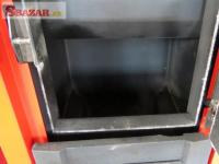 Nový oceľový kotol Sorn GNB na tuhé palivo