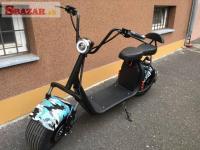 Elektrokoloběžka zn. Harley k prodeji 240956
