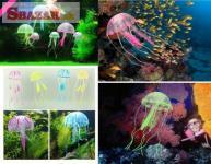 Umelá medúza - perfektná ozdoba akvária.