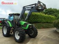Traktor DEU.TZ AGROT.RON 1c50  s celním nakladace