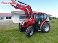 Traktor ZET.OR PROXI.MA 9z0V  s celním nakladacem