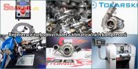 Regenerace turbodmychadel a klimatizačních kompr