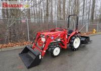 Traktor Yanmar 1601D