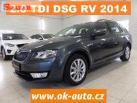 Škoda Octavia 2.0 TDI DSG 110 kW ZÁRUKA KM 2014-