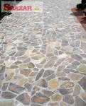 Andezit dúhový - prírodný kameň na obklad / d 242675