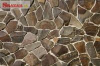 Andezit dúhový - prírodný kameň na obklad / d 242676