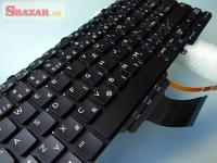 Dell Latitude E7350 E7370 E7380 backlit klávesnic