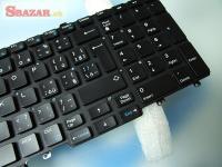Dell Latitude  E5550 E5570 backlit SK klávesnica 243127