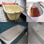 Renovácia , smaltovanie vaní v celej SR aj vých