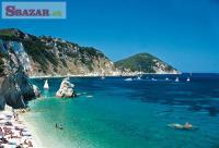 Chata se zahradou ostrov Elba