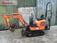 Hitachi ZAxis8/02 minibager