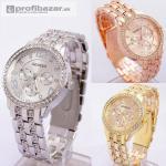 Luxusné dámske hodinky zn. Geneva 243456