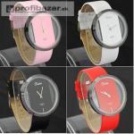 Elegantné hodinky v pastelových farbách 243805