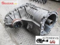 Audi Q7 quattro rozvodovka, servis 4x4
