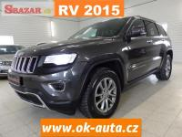 Jeep Grand Cherokee 3.0 CRD LIMITED 2015 PRAV.SER.