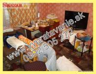 Odvoz starého nábytku, vypratávanie Bratislava