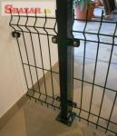 Predám ploty, pletivá, stĺpiky, brány 244193