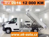 Peugeot Boxer 2.2 HDI SKLÁPĚČ 12 000 KM 10/2016 244322
