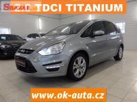 Ford S-MAX 2.0 TDCI TITANIUM XENONY NAVI-DPH 2014 244428
