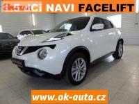 Nissan Juke 1.5DCi FACELIFT PRAV.SER.NAVI 2015-DPH