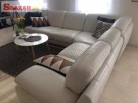 Luxusný 7 ročný gauč z talianskej kože 244848