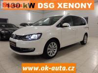Volkswagen Sharan 2.0 TDI HIGH.130kW DSG XENONY 20