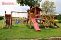 Krásne a kvalitné nové detské ihrisko, preliez 244949