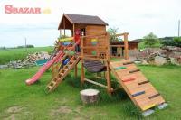 Krásne a kvalitné nové detské ihrisko, preliez 244950