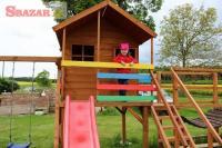 Krásne a kvalitné nové detské ihrisko, preliez 244951